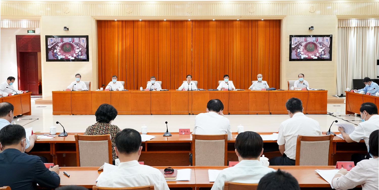 郭声琨在全国扫黑除恶专项斗争领导小组会议上强调